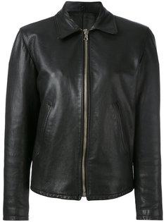 classic leather jacket Helmut Lang Vintage