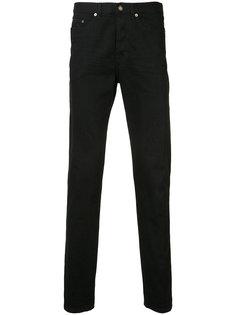 зауженные джинсы Saint Laurent