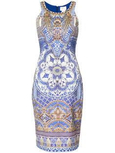 arabesque print dress Camilla