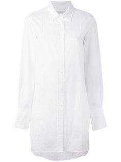 удлиненная рубашка Lemaire