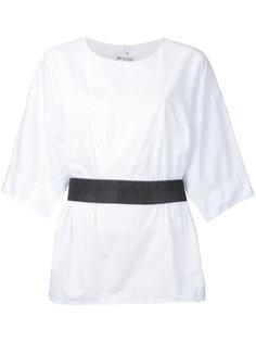 belted blouse Maticevski