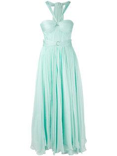 plated dress Maria Lucia Hohan