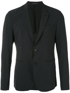 пиджак на двух пуговицах Emporio Armani