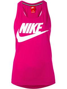 майка с принтом логотипа Nike