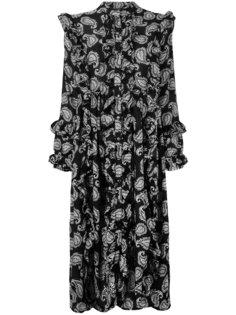 платье с узором пейсли Dodo Bar Or