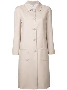 button-down coat Agnona