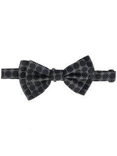 галстук-бабочка с узором в горох Dolce & Gabbana