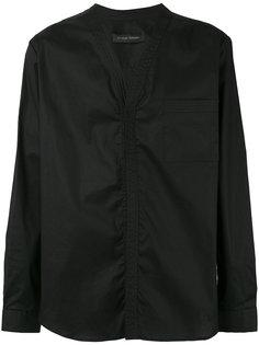классическая рубашка Christian Pellizzari