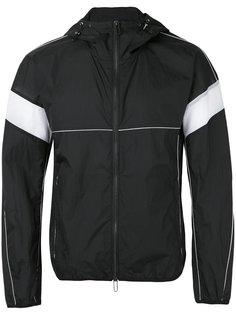 куртка с капюшоном  на молнии Emporio Armani