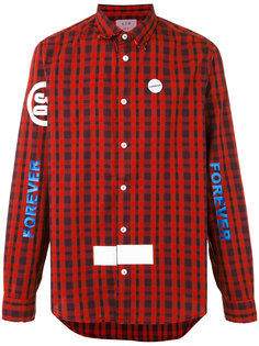 рубашка в клетку Sold Out Frvr