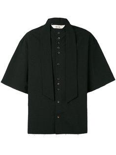 рубашка с завязками Damir Doma