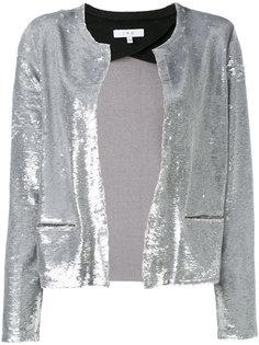 приталенный пиджак с пайетками Iro