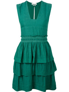 платье с рюшами Kali Isabel Marant Étoile