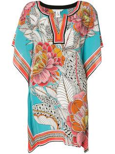 floral print dress Trina Turk