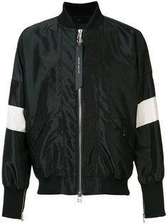 Hero bomber jacket Daniel Patrick