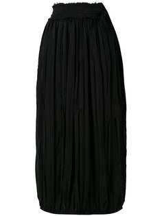 плиссированная юбка миди J.W.Anderson