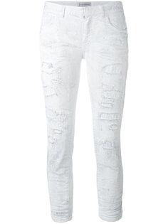 укороченные джинсы Faith Connexion