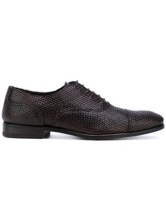 woven Oxford shoes Henderson Baracco