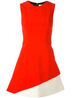 colour-block dress Fausto Puglisi