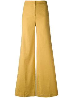 расклешенные брюки Theory