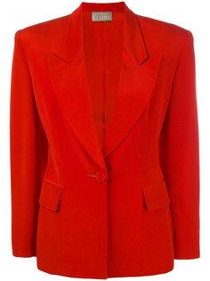 single breasted blazer Gianfranco Ferre Vintage