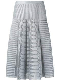 A-line knitted skirt Gig