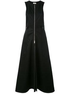 платье с молнией  Lemaire