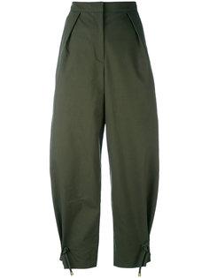 укороченные широкие брюки Kenzo