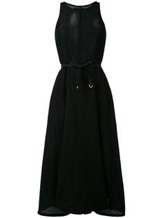 платье с завязками на талии Lemaire