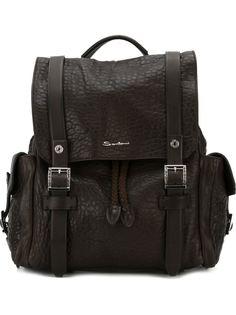 рюкзак с ремешками Santoni