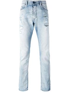 классические джинсы скинни Diesel