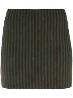 striped mini-skirt Romeo Gigli Vintage