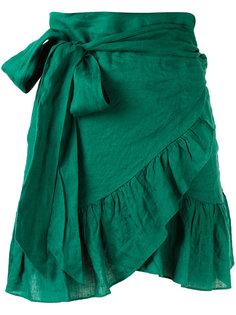 юбка с оборками Isabel Marant Étoile