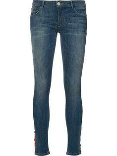 stretch cropped skinny jeans Etienne Marcel