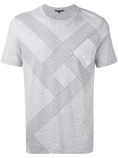 футболка в полоску  Michael Michael Kors