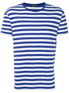 полосатая футболка Polo Ralph Lauren