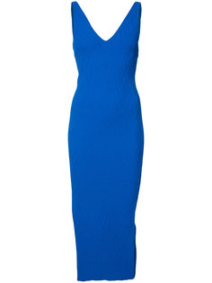 sleeveless v-neck dress Jay Godfrey