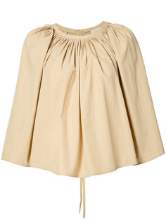 pleated blouse Lemaire