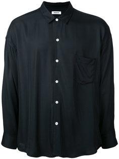 chest pocket shirt monkey time