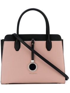 hanging charm tote bag Bulgari