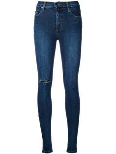 узкие джинсы Cult Nobody Denim