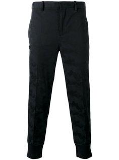 брюки спортивного стиля Neil Barrett