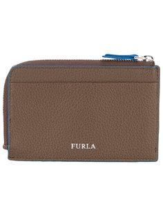 zipped coin purse Furla