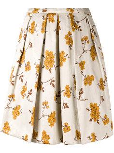 floral print skirt  Eggs