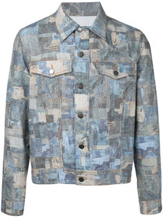 patchwork jacket Casely-Hayford
