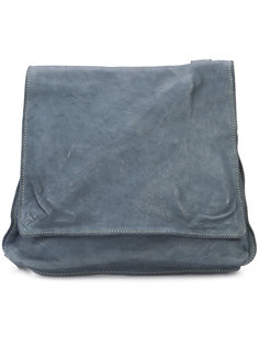 light-wash backpack Guidi