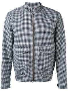 gingham jacket Fay