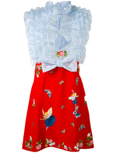 Quetzal dress Vivetta