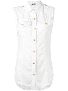 рубашка без рукавов Balmain