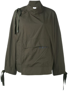 куртка с завязками по бокам DKNY